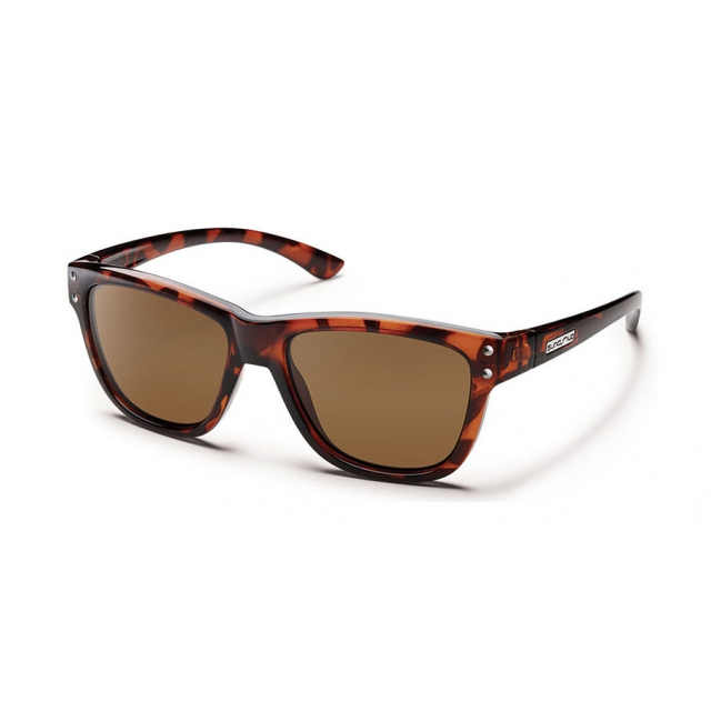 Suncloud - Carob - Brown Polarized Polycarbonate