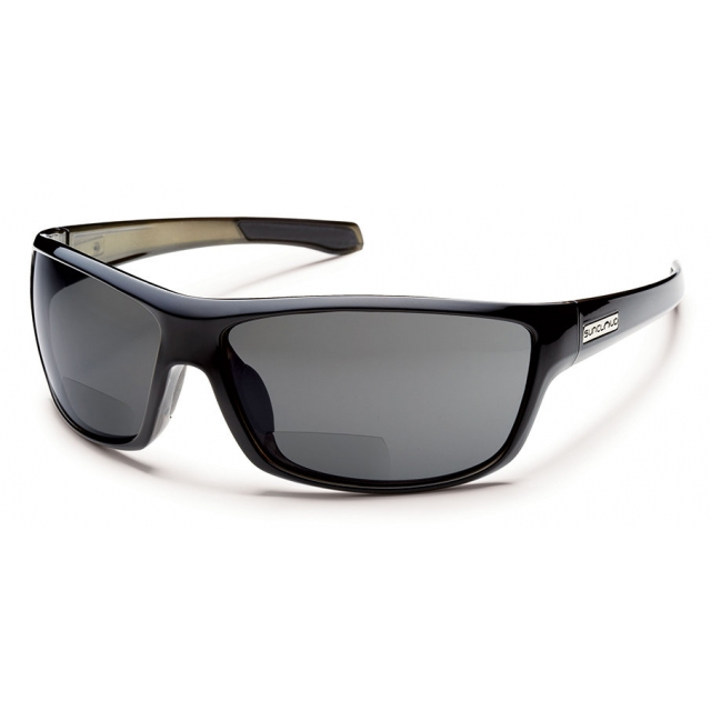 Suncloud - Conductor +2.00 - Gray Polarized Polycarbonate