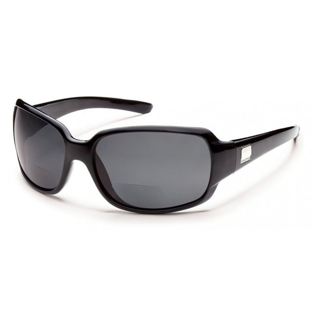 Suncloud - Cookie +2.00 - Gray Polarized Polycarbonate