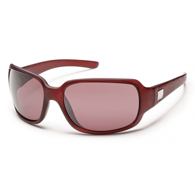 Suncloud - Cookie - Rose Polarized Polycarbonate