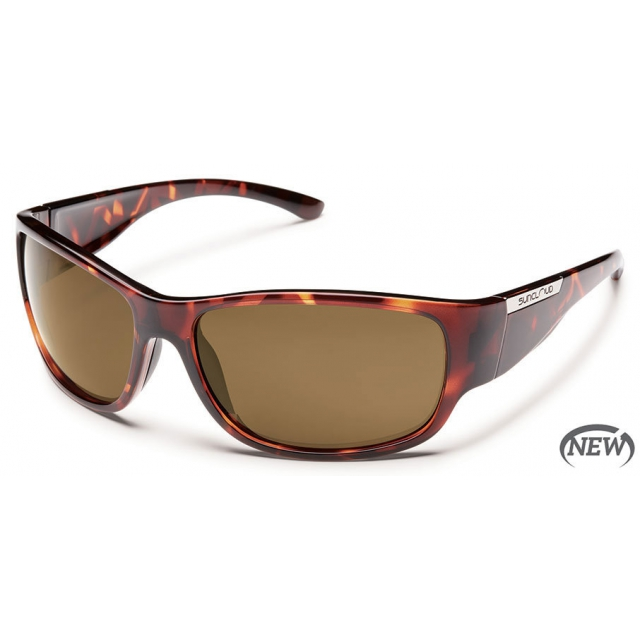 Suncloud - Convoy  - Brown Polarized Polycarbonate