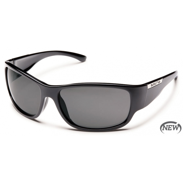 Suncloud - Convoy  - Gray Polarized Polycarbonate