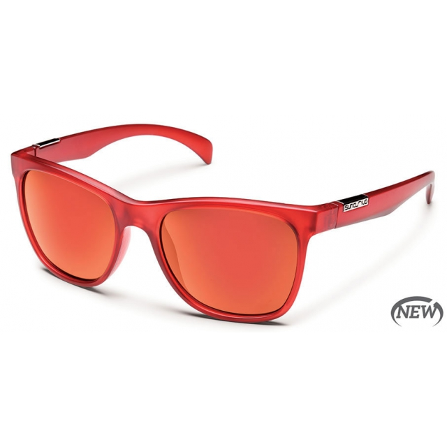Suncloud - Doubletake  - Red Mirror Polarized Polycarbonate