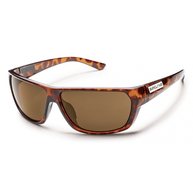 Suncloud - Feedback - Brown Polarized Polycarbonate