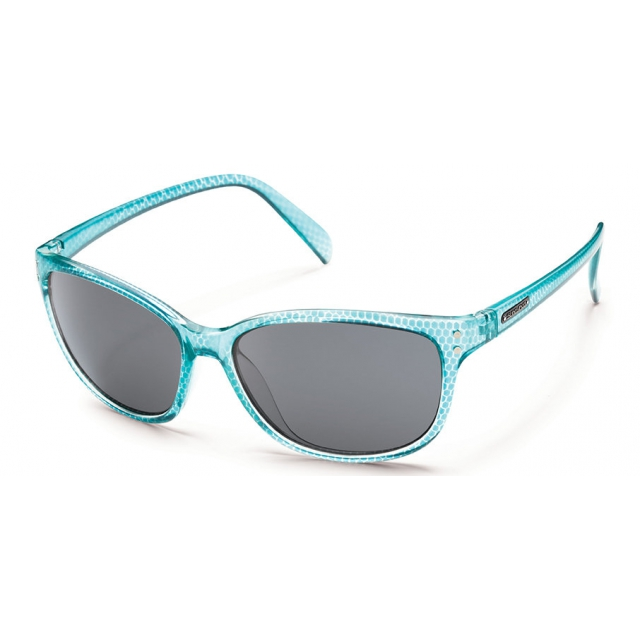Suncloud - Flutter - Gray Polarized Polycarbonate