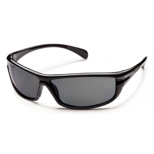 Suncloud - King - Gray Polarized Polycarbonate