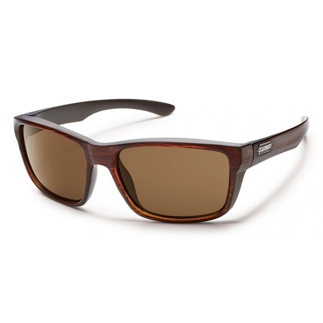 Suncloud - Mayor - Brown Polarized Polycarbonate