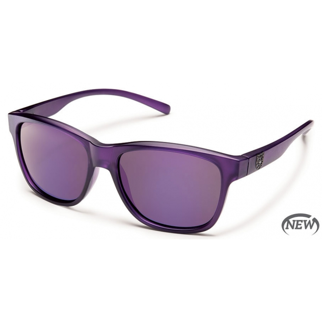Suncloud - Pageant  - Purple Mirror Polarized Polycarbonate