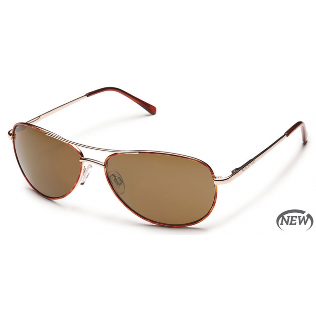 Suncloud - Patrol - Brown Polarized Polycarbonate