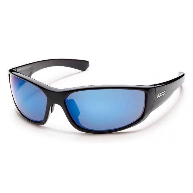 Suncloud - Pursuit - Blue Mirror Polarized Polycarbonate