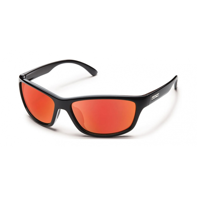 Suncloud - Rowan - Red Mirror Polarized Polycarbonate