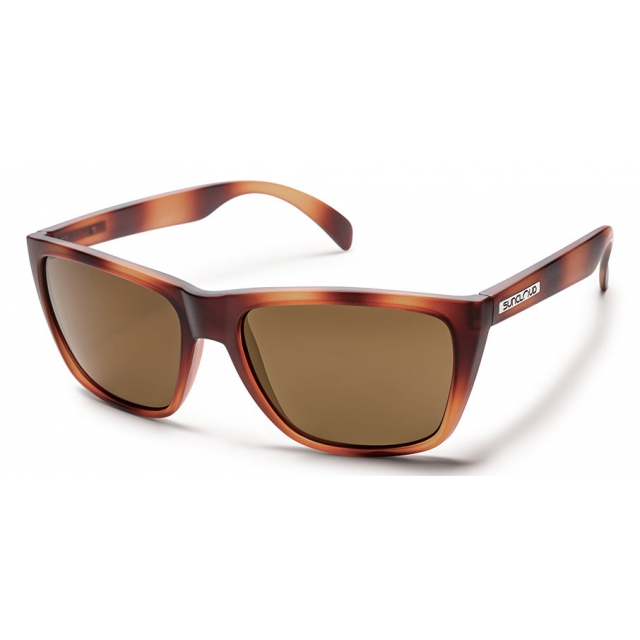 Suncloud - Standby - Brown Polarized Polycarbonate