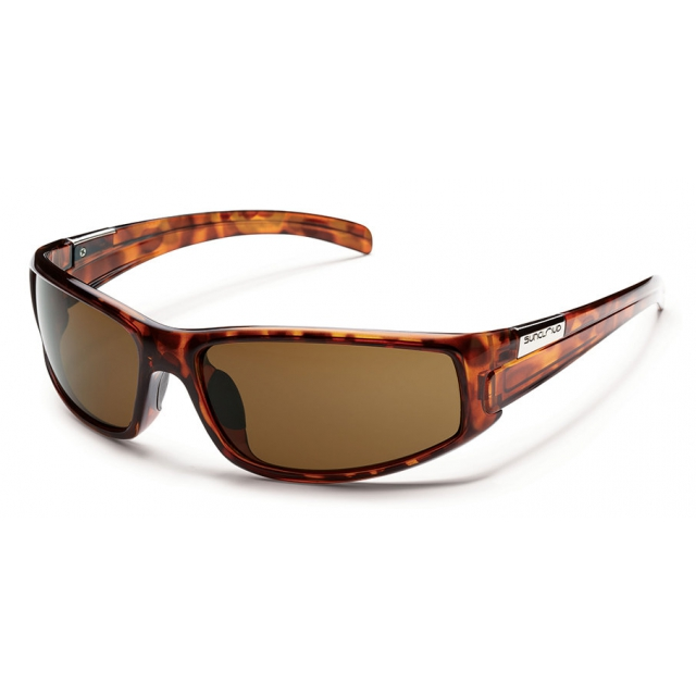 Suncloud - Swagger - Brown Polarized Polycarbonate