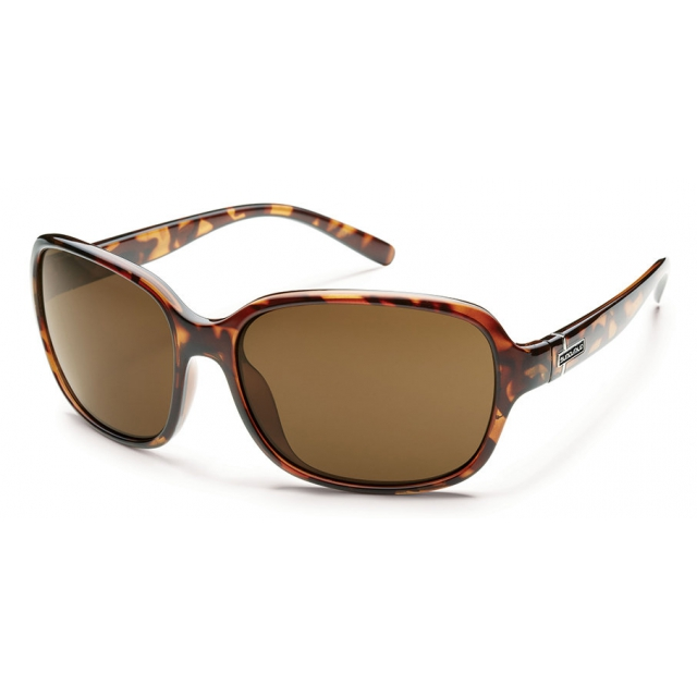 Suncloud - Sequin - Brown Polarized Polycarbonate