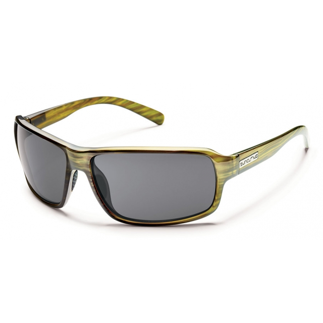 Suncloud - Tailgate - Gray Polarized Polycarbonate