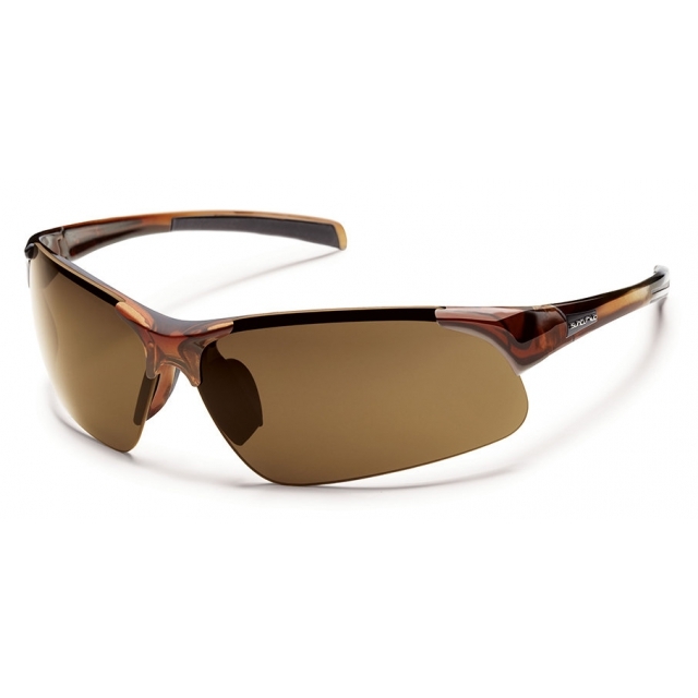 Suncloud - Traverse - Brown Polarized Polycarbonate