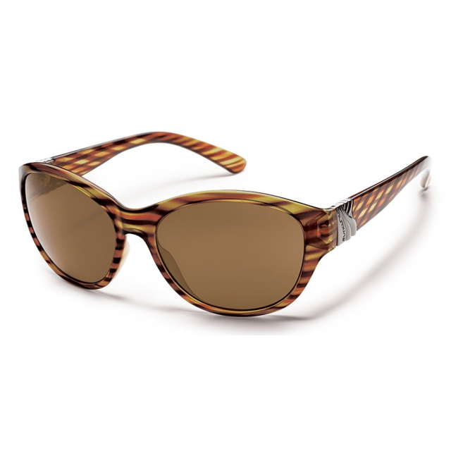 Suncloud - Twilight - Brown Polarized Polycarbonate