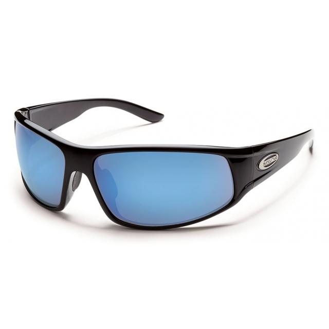 Suncloud - Warrant - Blue Mirror Polarized Polycarbonate