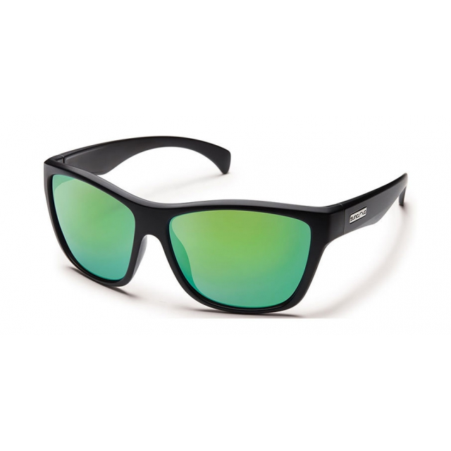Suncloud - Wasabi - Green Mirror Polarized Polycarbonate