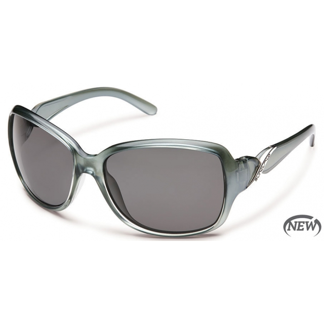 Suncloud - Weave  - Gray Polarized Polycarbonate