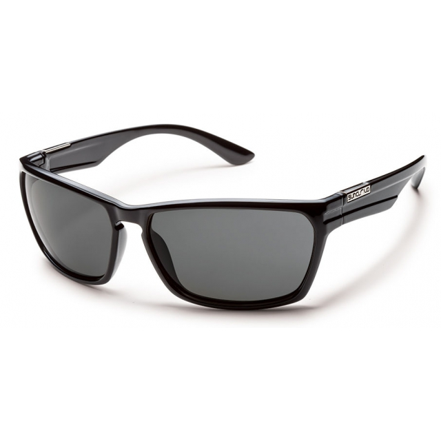Suncloud - Cutout - Gray Polarized Polycarbonate