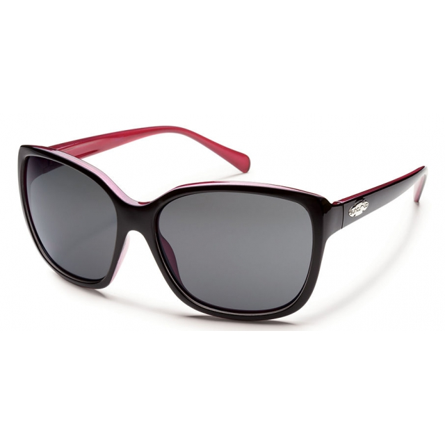 Suncloud - Cayenne - Gray Polarized Polycarbonate