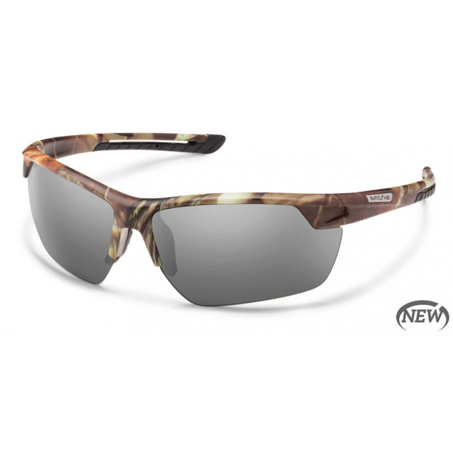 Suncloud - Contender - Gray Polarized Polycarbonate