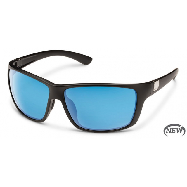 Suncloud - Councilman - Blue Mirror Polarized Polycarbonate