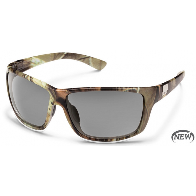 Suncloud - Councilman - Gray Polarized Polycarbonate