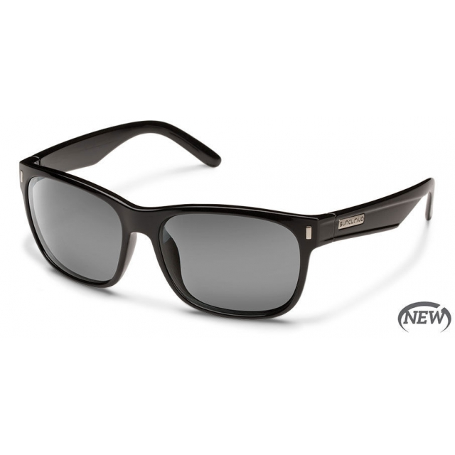 Suncloud - Dashboard - Gray Polarized Polycarbonate