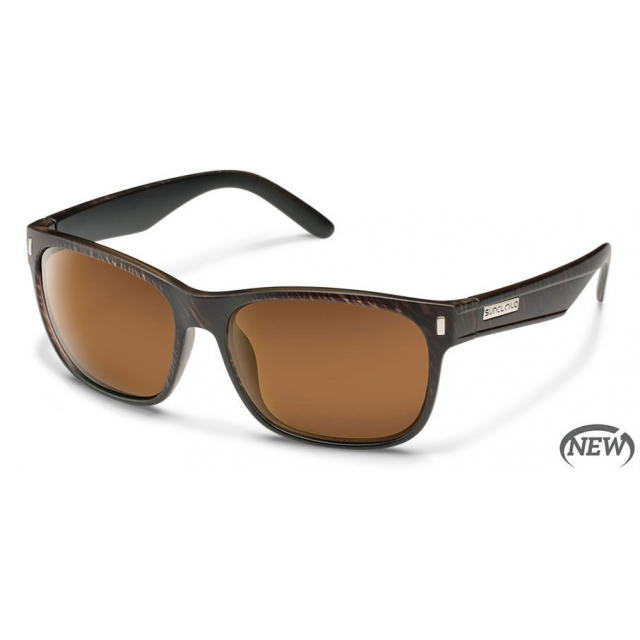 Suncloud - Dashboard - Brown Polarized Polycarbonate