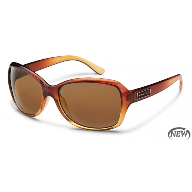 Suncloud - Mosaic - Brown Polarized Polycarbonate