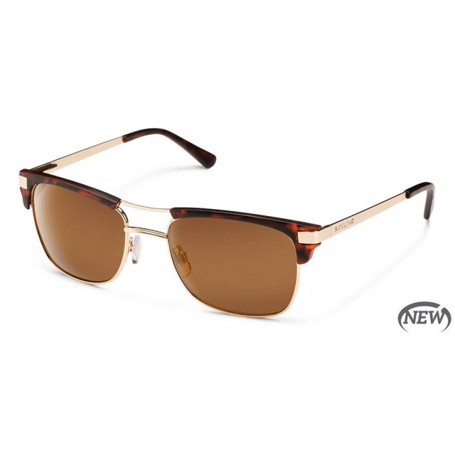 Suncloud - Motorway - Brown Polarized Polycarbonate