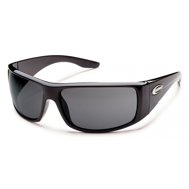 Suncloud - Pit Stop - Gray Polarized Polycarbonate