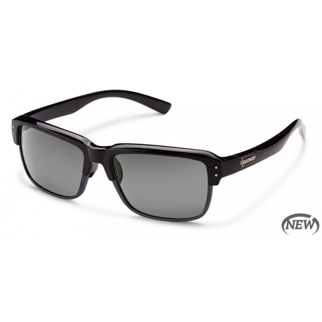 Suncloud - Port O Call - Gray Polarized Polycarbonate
