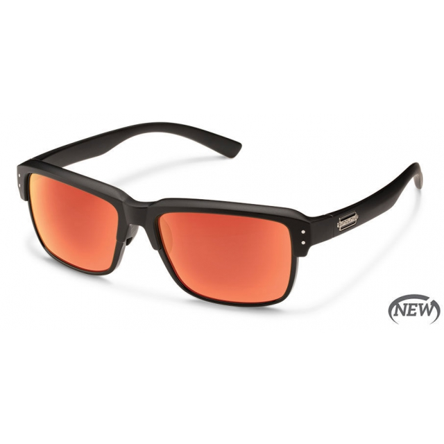Suncloud - Port O Call - Red Mirror  Polarized Polycarbonate