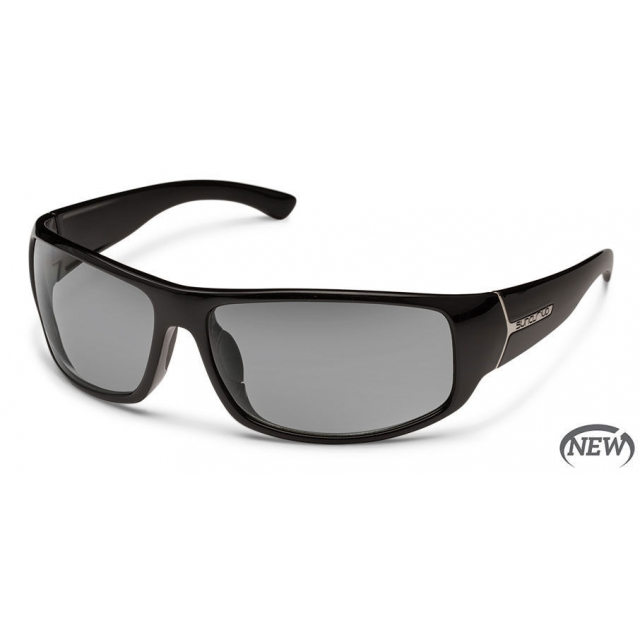 Suncloud - Turbine - Gray Polarized Polycarbonate