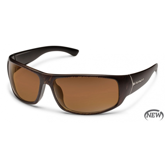 Suncloud - Turbine - Brown Polarized Polycarbonate