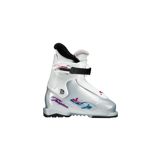 Tecnica - JT 1 Ski Boot Little Kids', White/White, 19.5