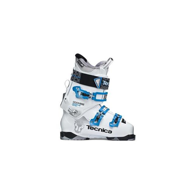 Tecnica - Cochise 85 Ski Boot Women's, White, 23.5