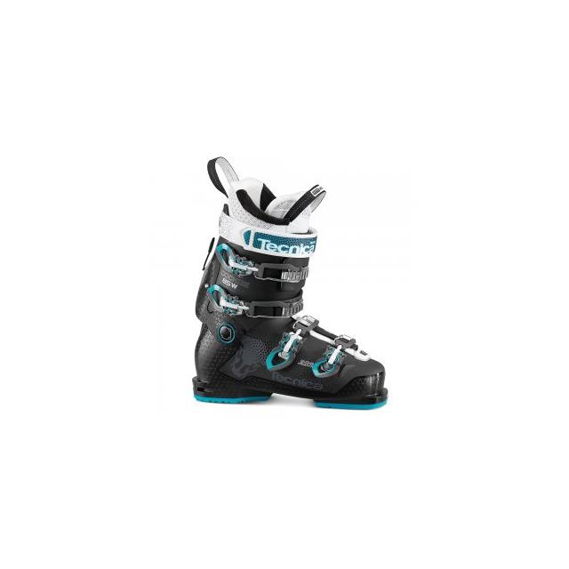 Tecnica - Cochise 85 Ski Boot Women's, Black/Blue, 23.5
