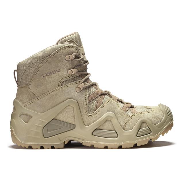 LOWA Boots - Men's Zephyr Desert Mid Tf