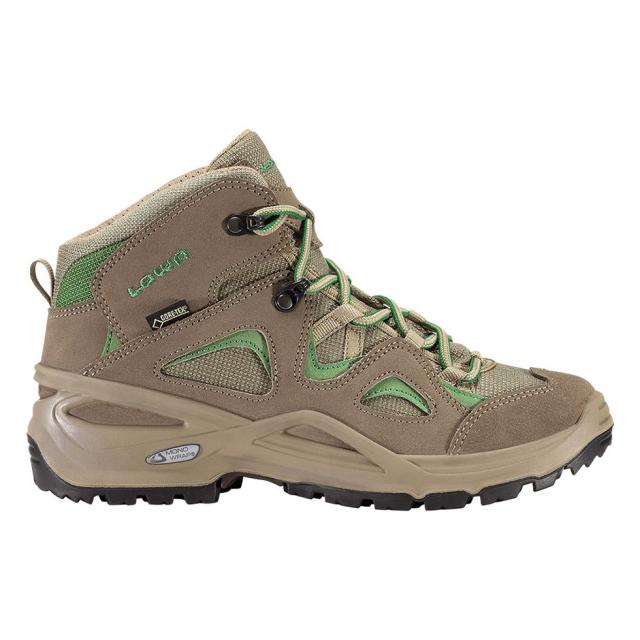 LOWA Boots - Bora GTX Qc Ws