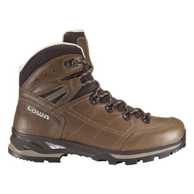 LOWA Boots - Hudson Ll Mid WS