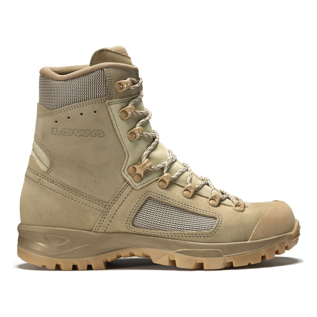 LOWA Boots - Elite Desert Extra