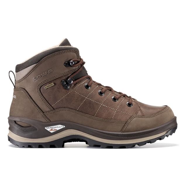 LOWA Boots - Men's Bormio GTX QC Wide
