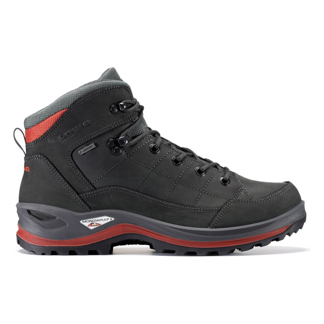 LOWA Boots - Men's Bormio GTX QC Wide