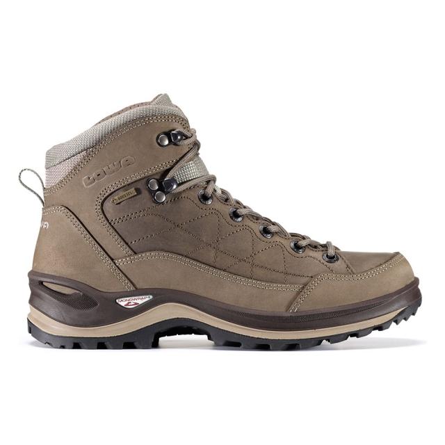 LOWA Boots - Bormio GTX QC WS Wide