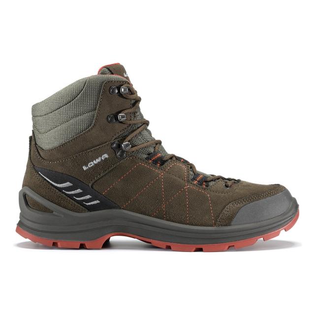 LOWA Boots - Men's Tiago Mid