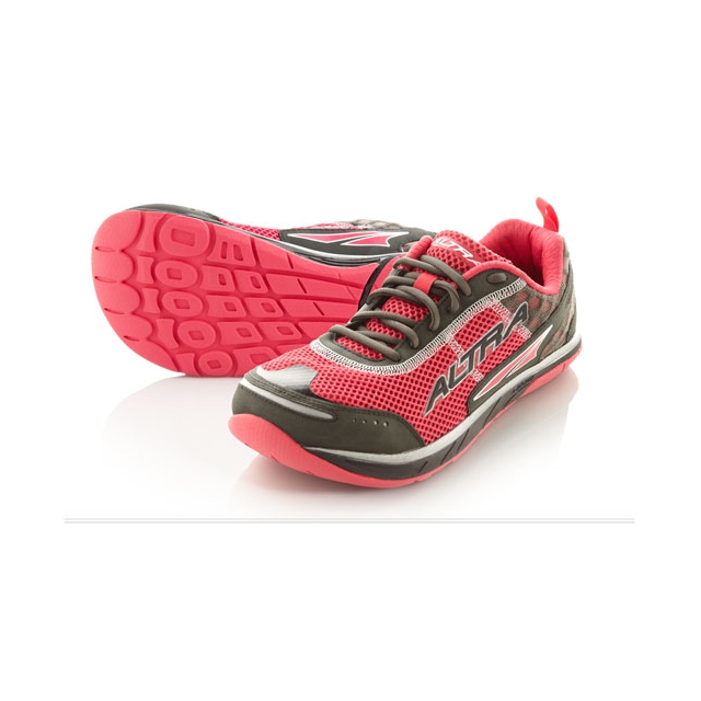 Altra - - Intution 1.5 Womens Trail Running Shoe - 6.5 - Raspberry/Charcoal